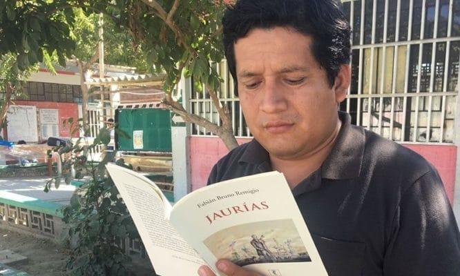 Fabián Bruno Remigio-Profesor, poeta y columnista