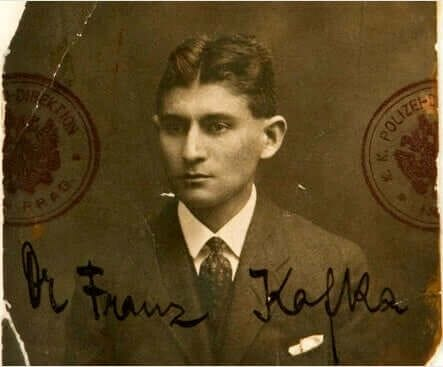 ¿Porqué debemos leer a Kafka?