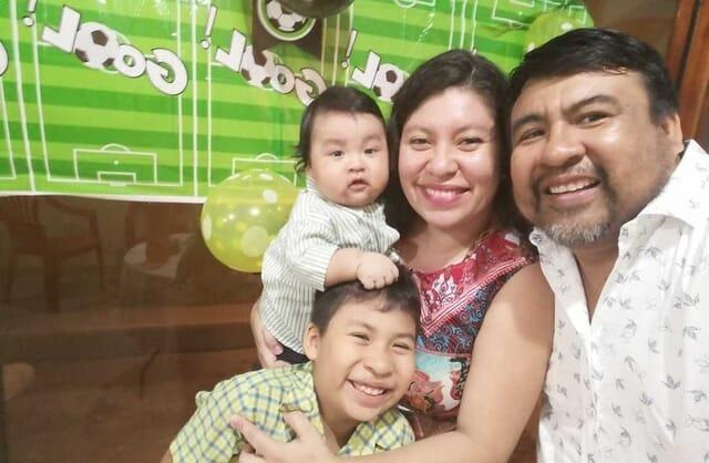 Familia Moran Carrasco