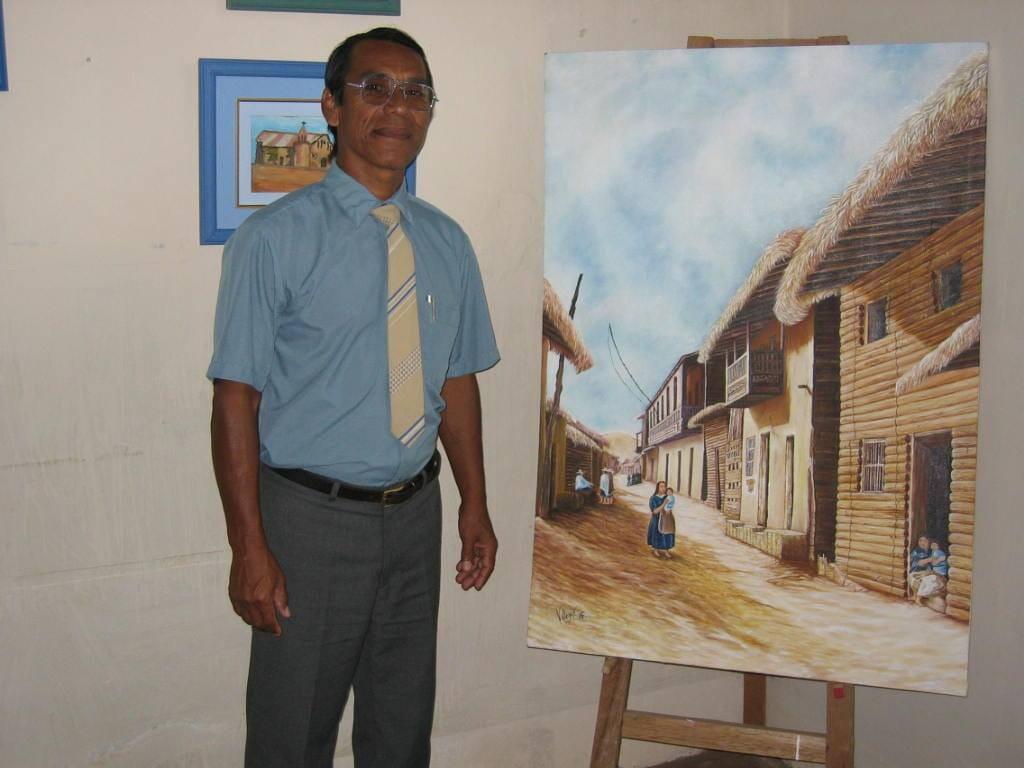 Juan Manuel Mendoza Benites, el maestro de Paita